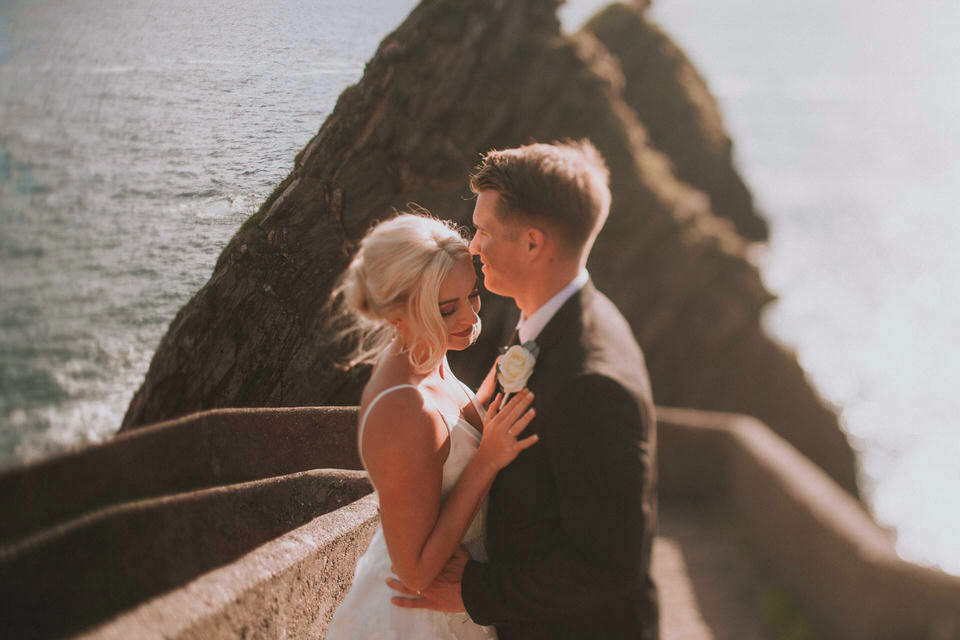 Hailey & Carson - elopement wedding Ireland - Dingle co.Kerry 11