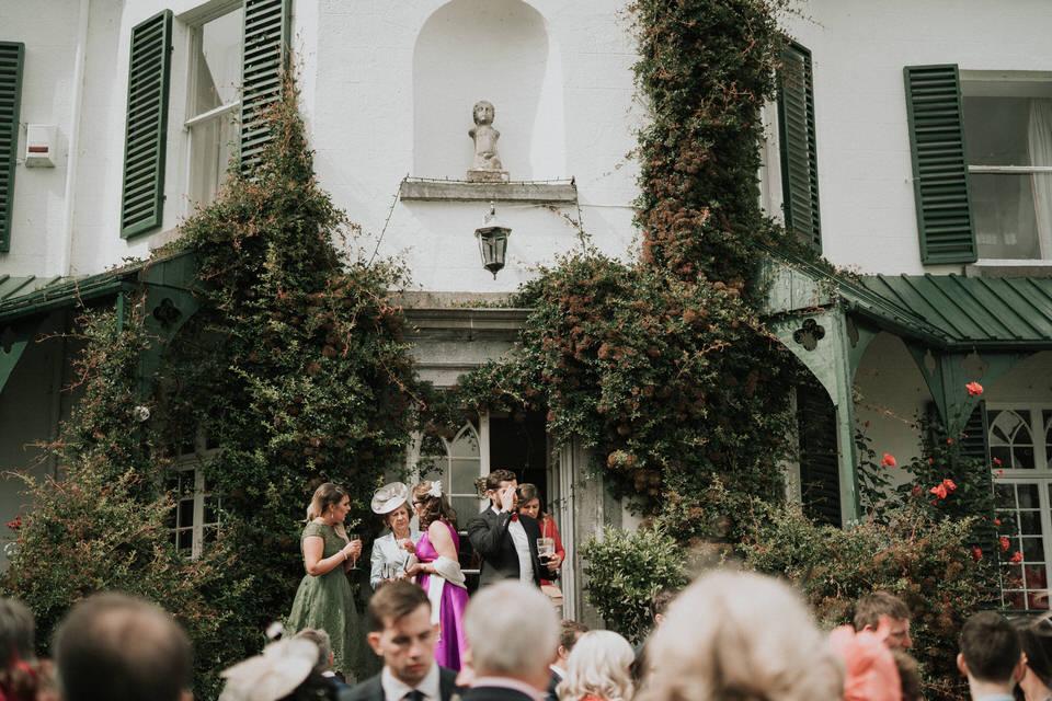 Ashley Park House wedding 81