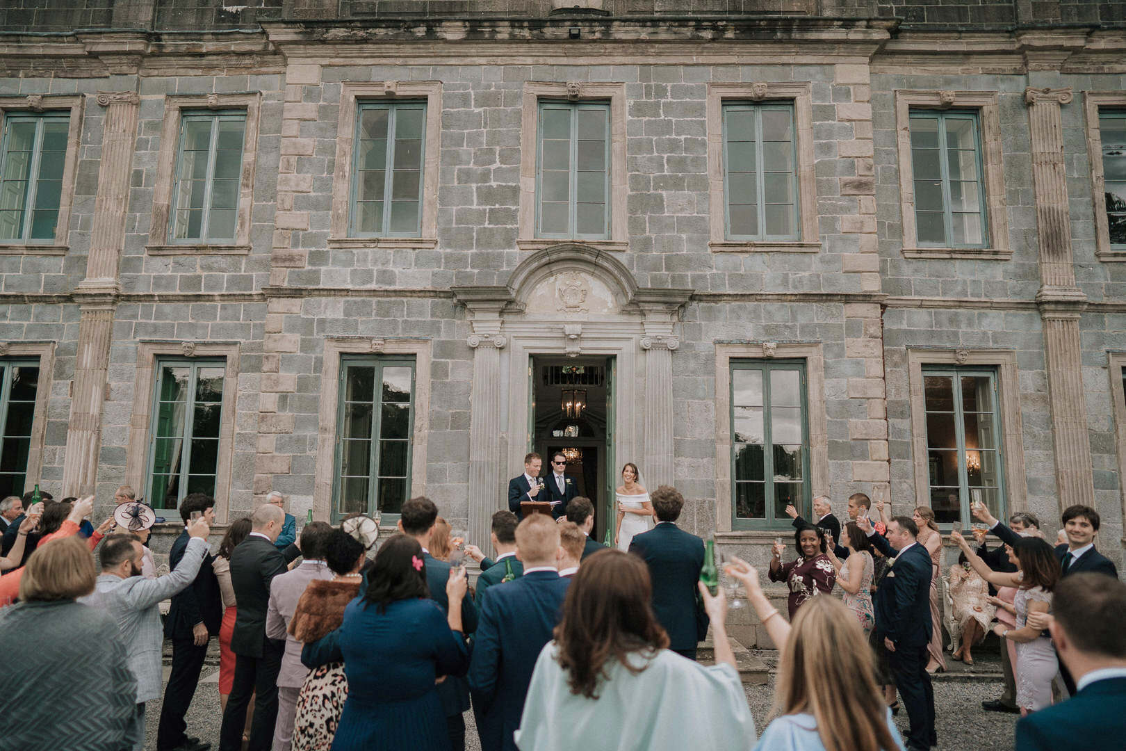 Gloster House wedding- a few photos with Sarah&Alan 16