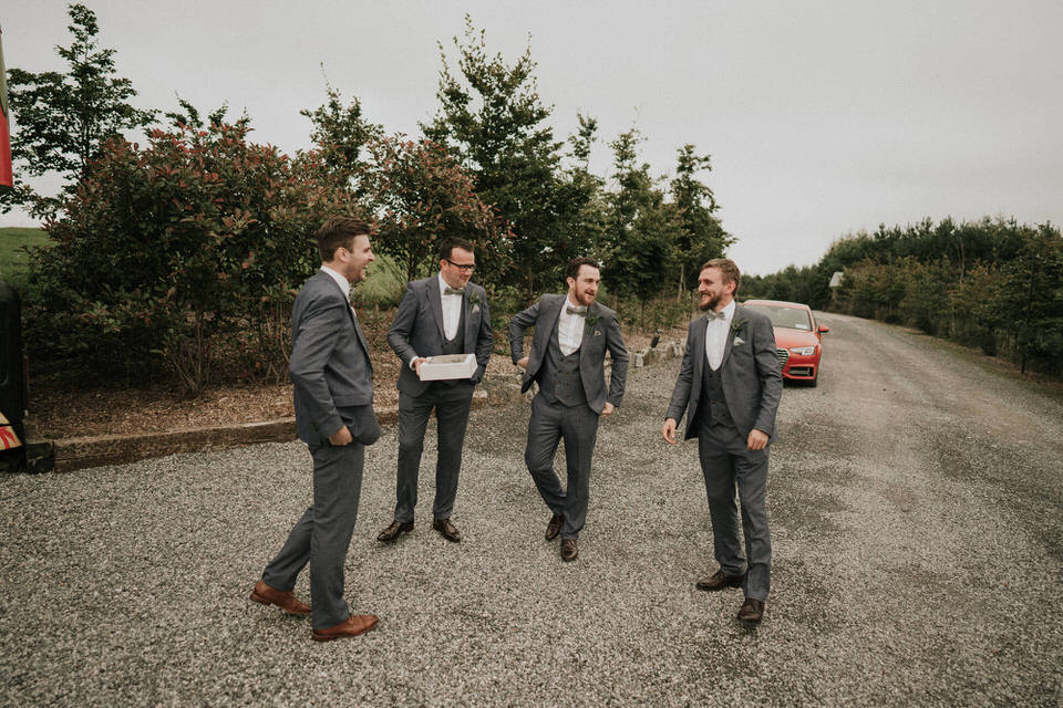 Mount Druid Alternative wedding of Orlagh & Dave 17
