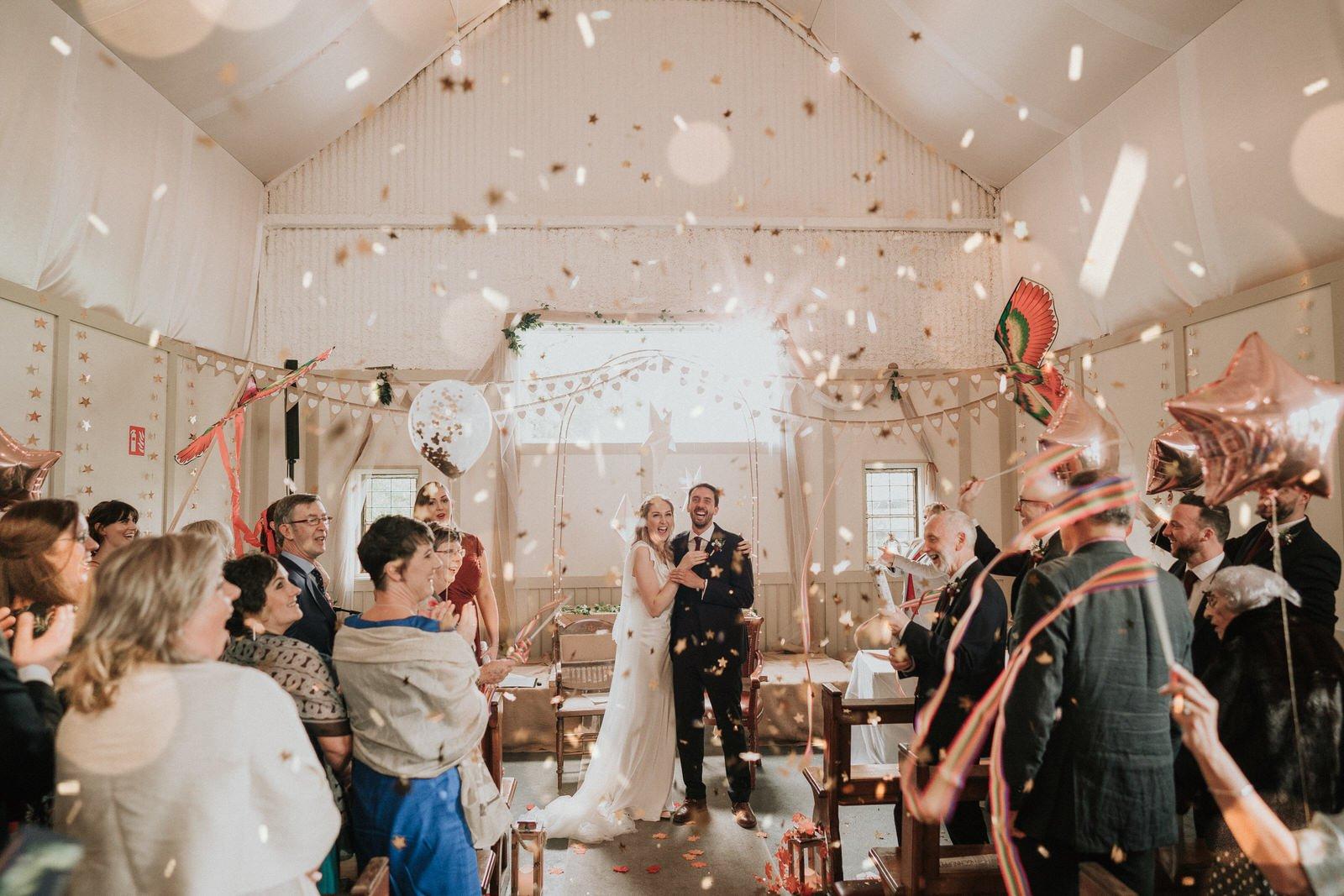 The Village Barn Tyrellspass wedding of Aileen & Dave 2