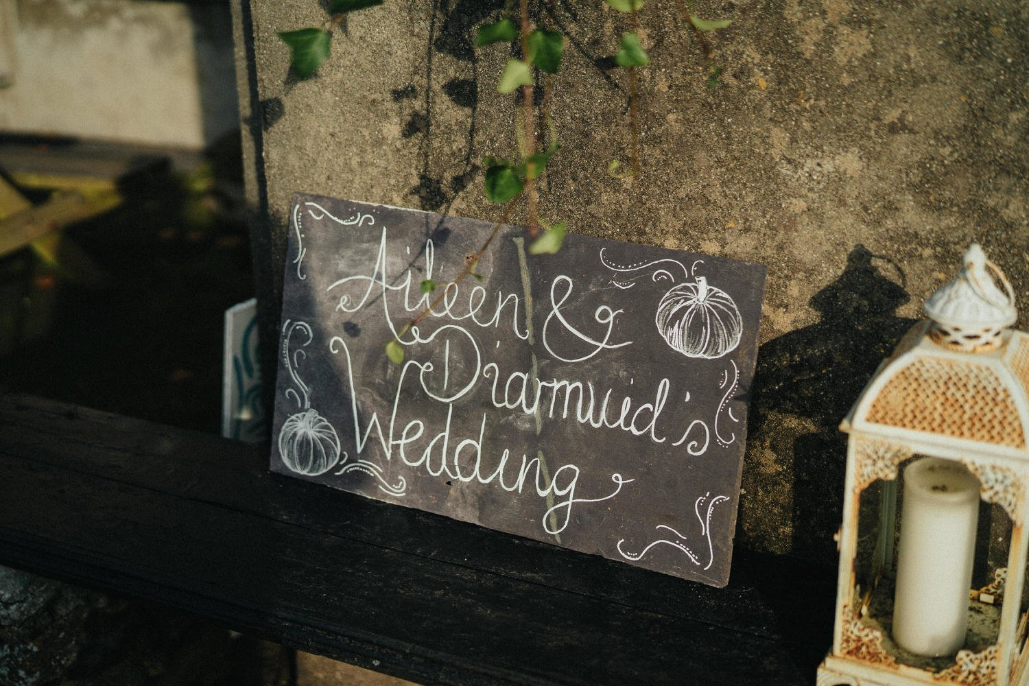 Aileen & Diarmuid relaxed wedding day at Ballintaggart House - Dingle wedding 7
