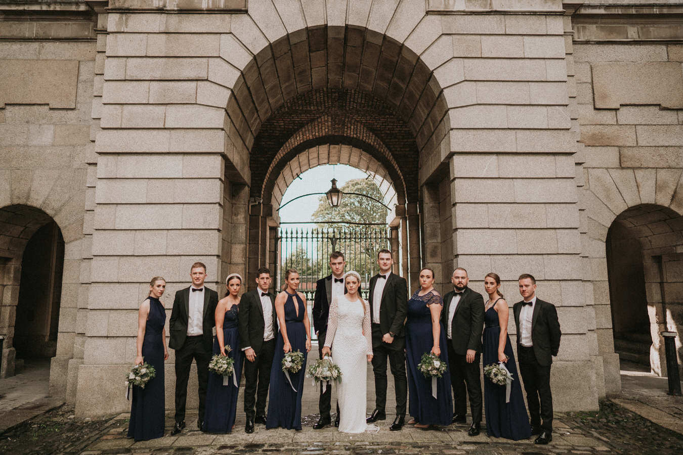 Colleen & Ian - Wedding photography Dublin 13