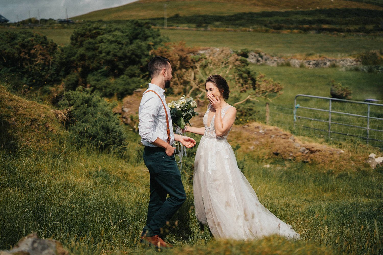 Elope to Ireland - perfect elopement wedding 5