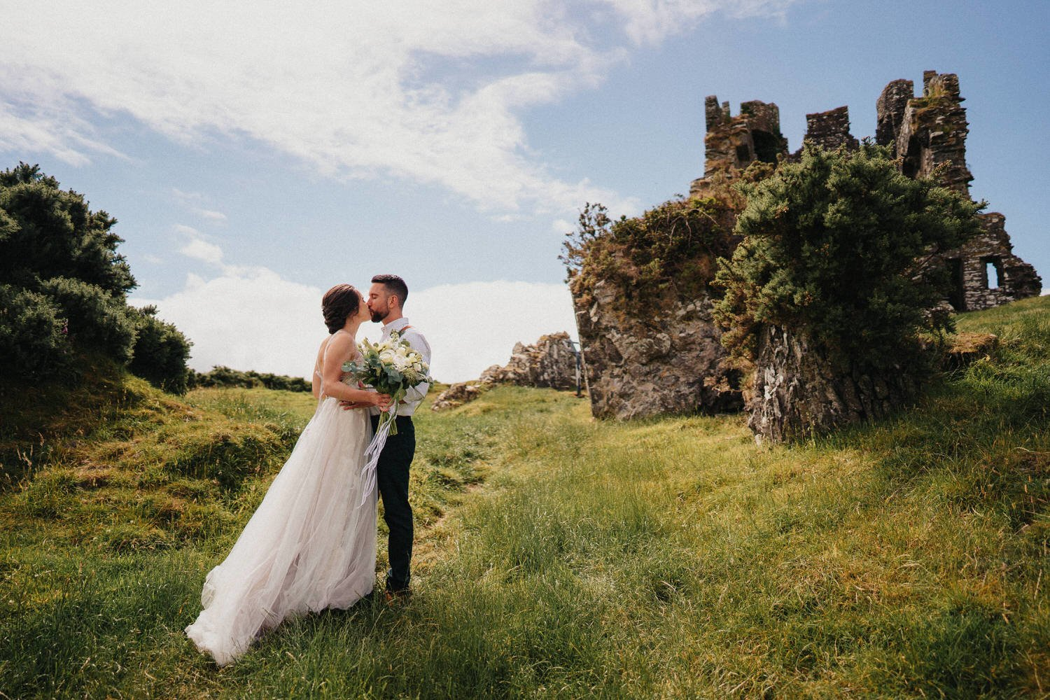 Elope to Ireland - perfect elopement wedding 8