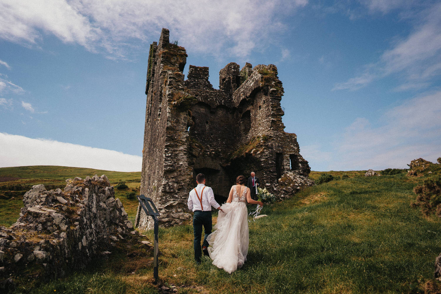 Elope to Ireland - perfect elopement wedding 9