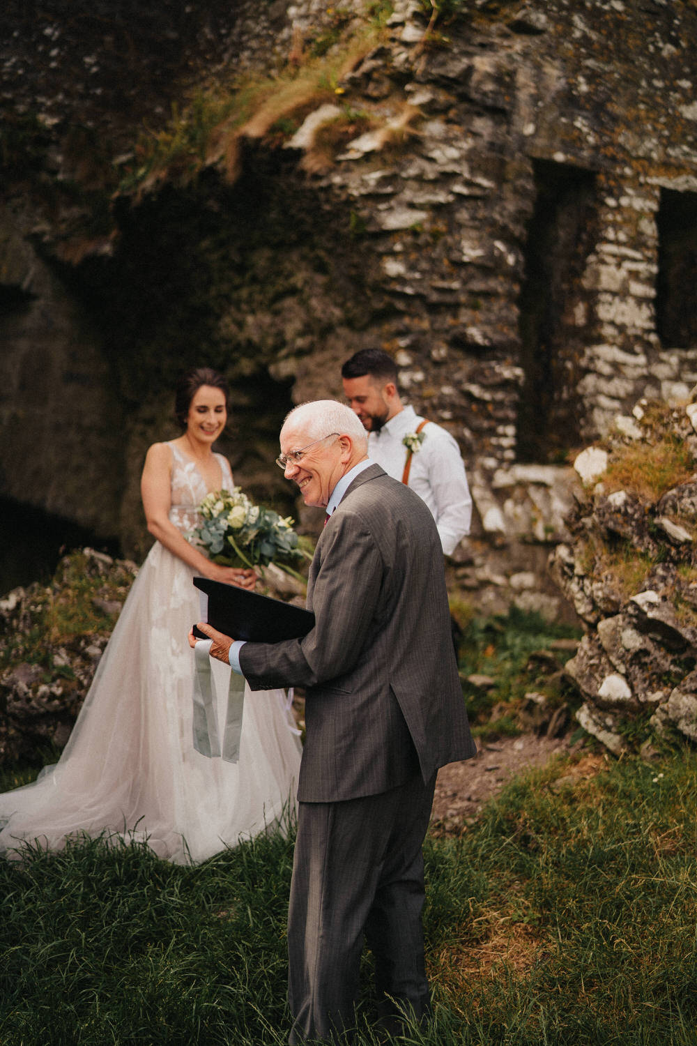 Elope to Ireland - perfect elopement wedding 10