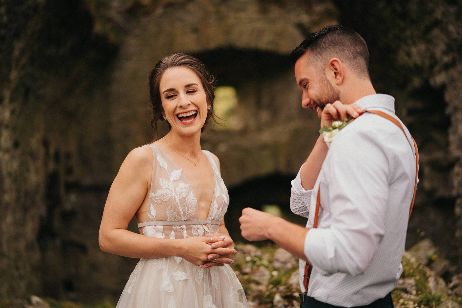 Elope to Ireland - perfect elopement wedding 15
