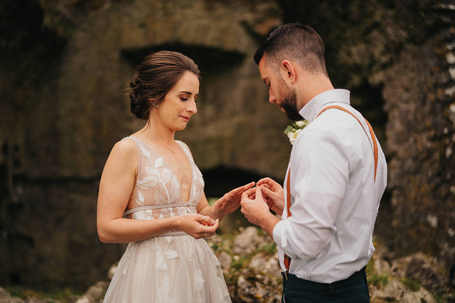 Elope to Ireland - perfect elopement wedding 16