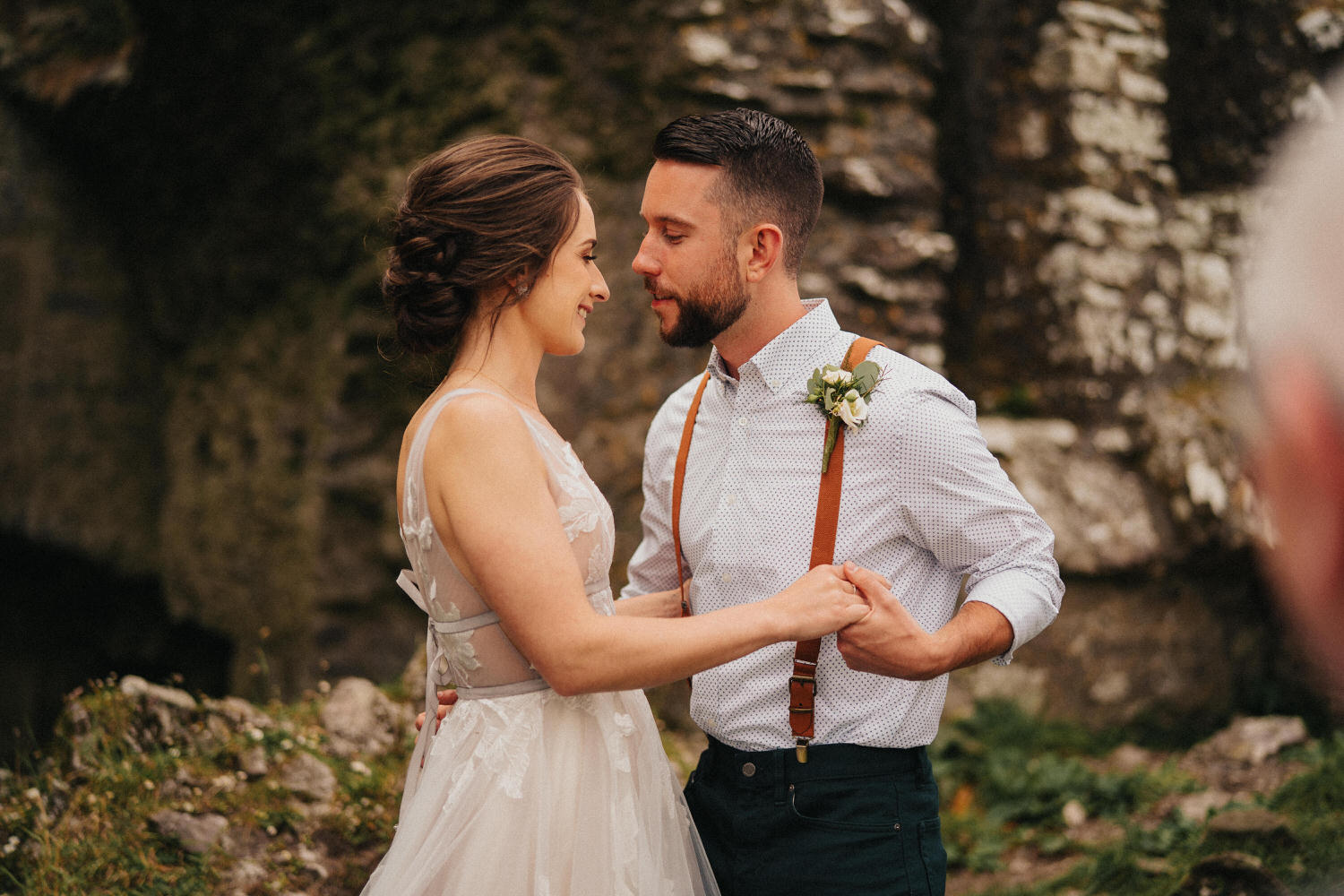 Elope to Ireland - perfect elopement wedding 18