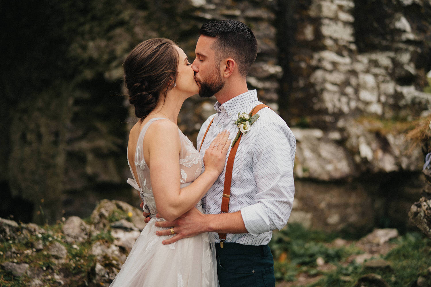 Elope to Ireland - perfect elopement wedding 20