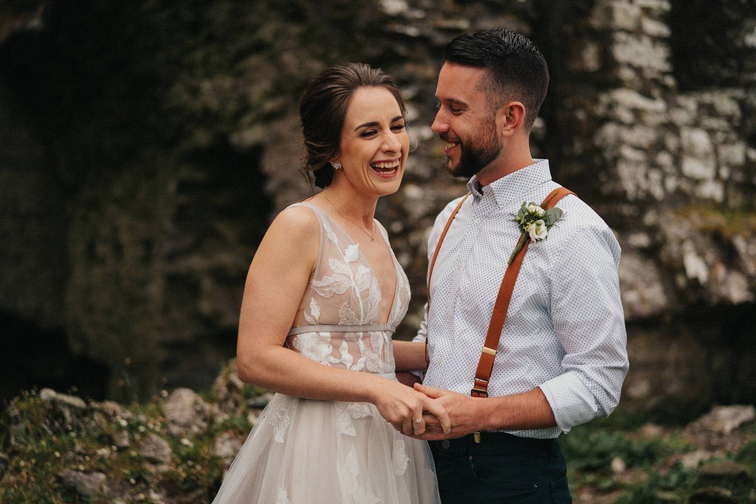 Elope to Ireland - perfect elopement wedding 21