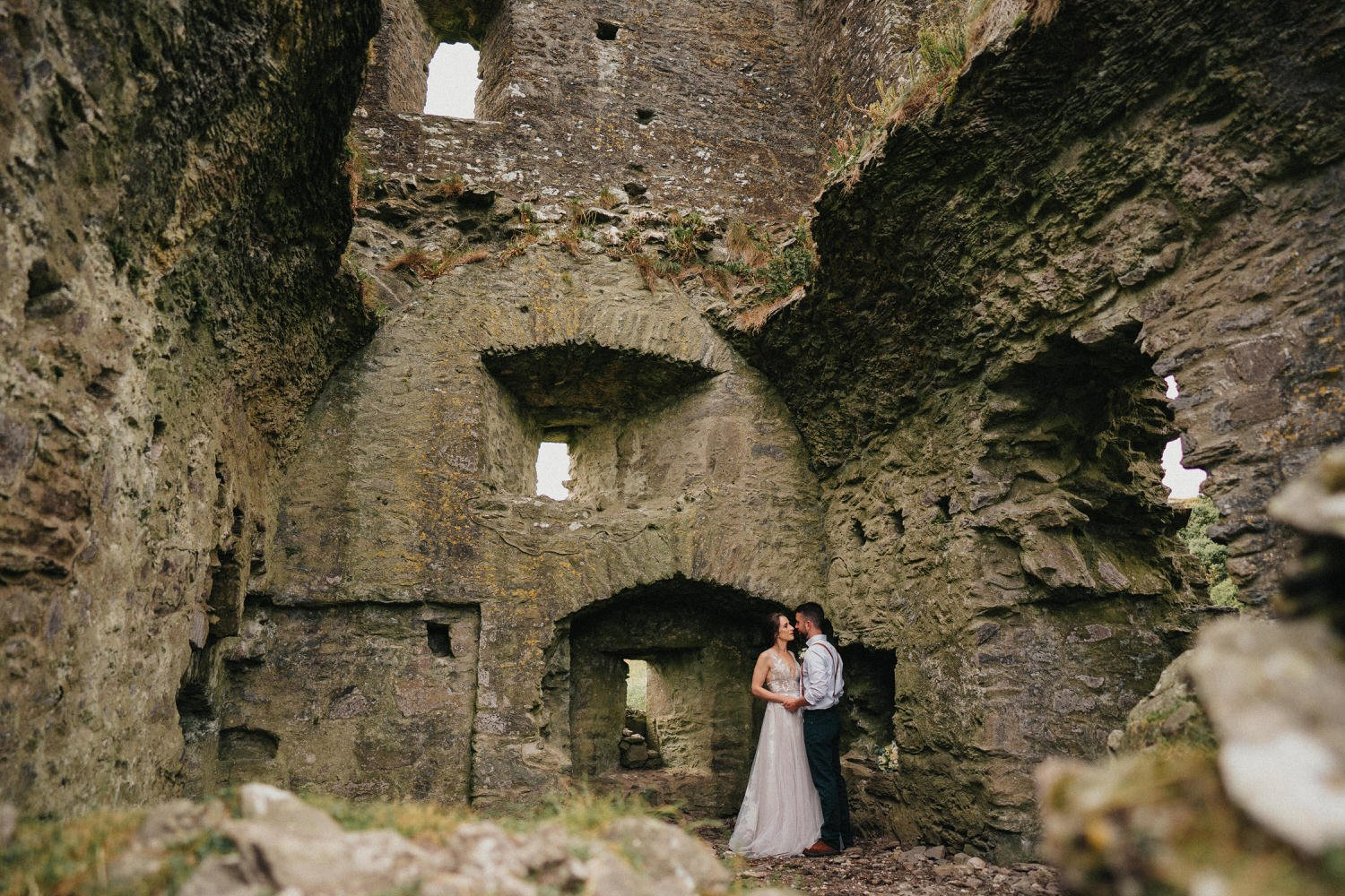 Elope to Ireland - perfect elopement wedding 25