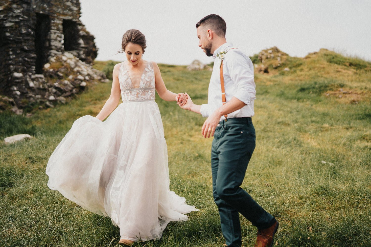 Elope to Ireland - perfect elopement wedding 29