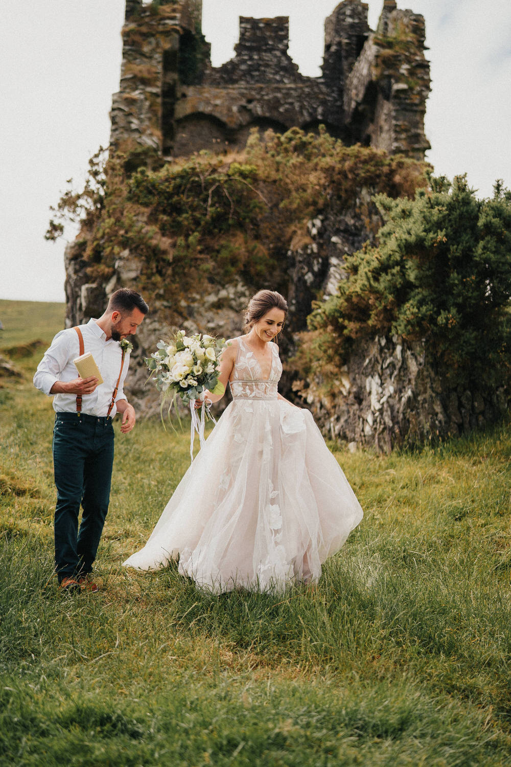 Elope to Ireland - perfect elopement wedding 30