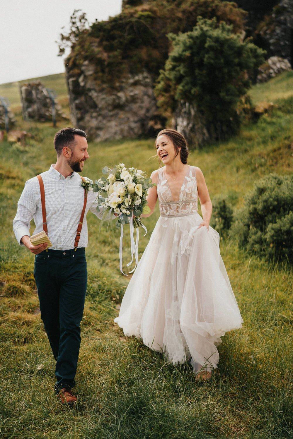 Elope to Ireland - perfect elopement wedding 31