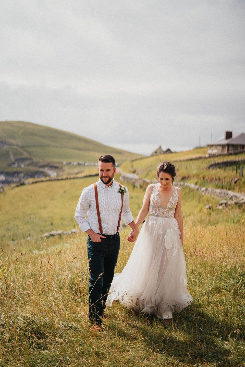 Elope to Ireland - perfect elopement wedding 35