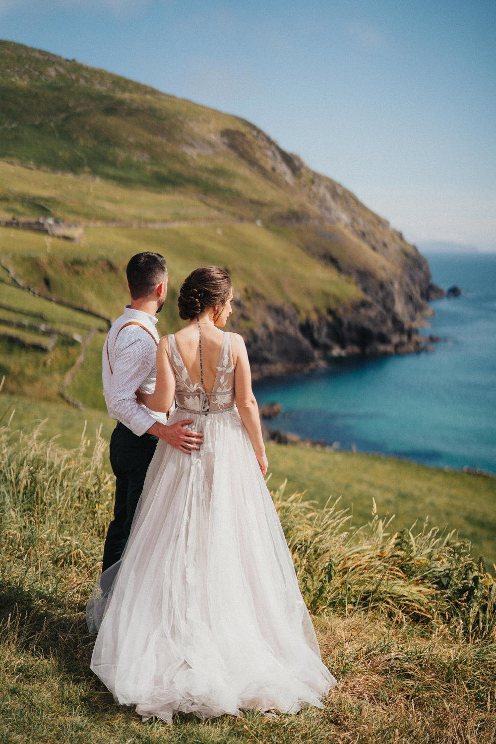 Elope to Ireland - perfect elopement wedding 37