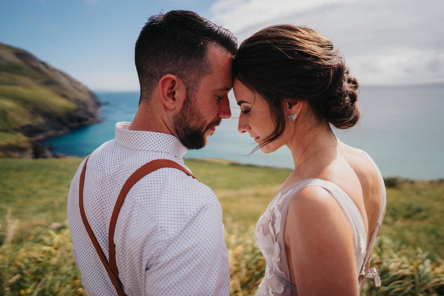 Elope to Ireland - perfect elopement wedding 38
