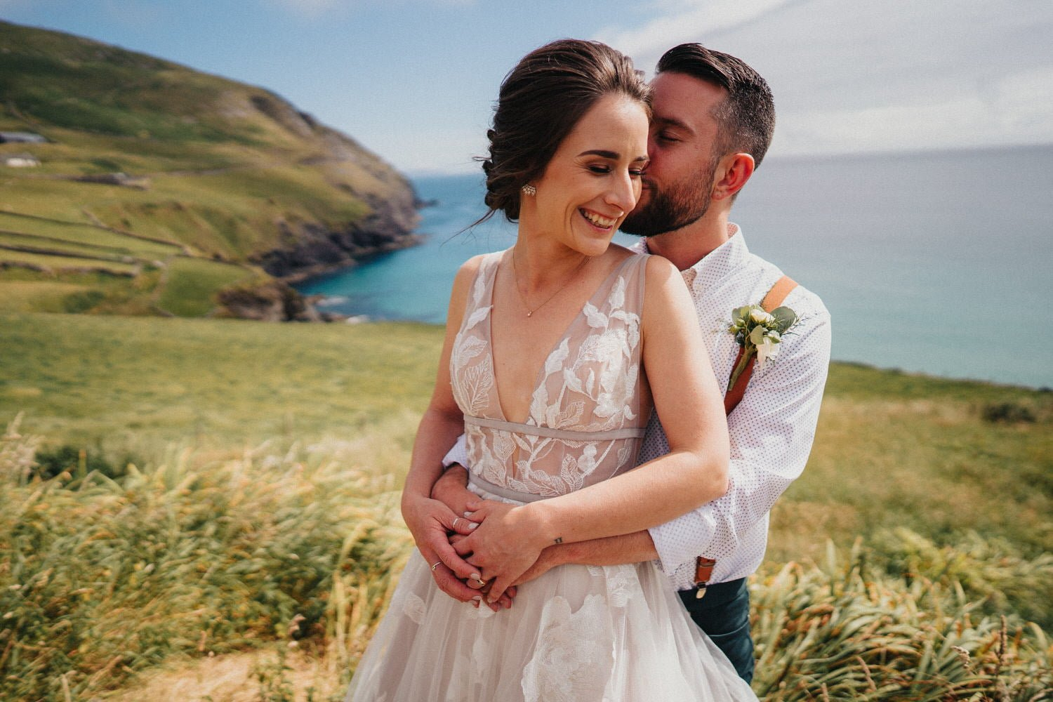 Elope to Ireland - perfect elopement wedding 40