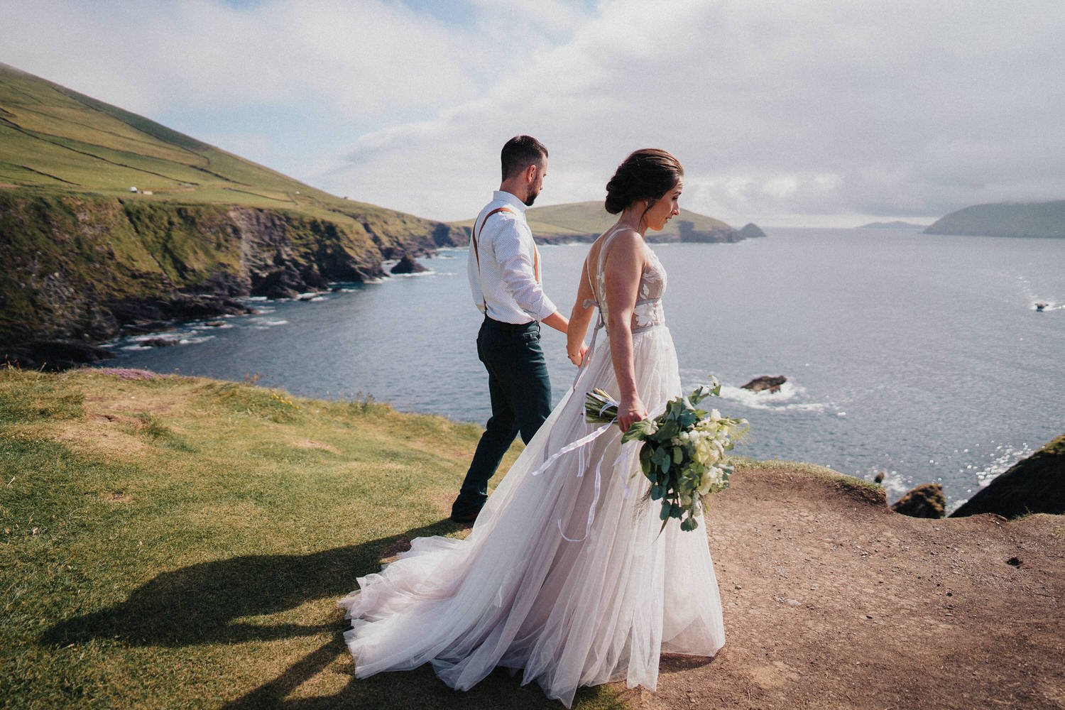 Elope to Ireland - perfect elopement wedding 42