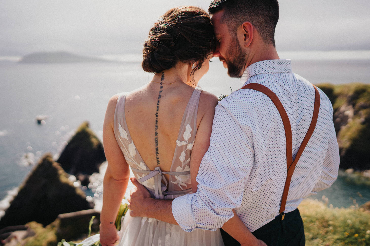 Elope to Ireland - perfect elopement wedding 45