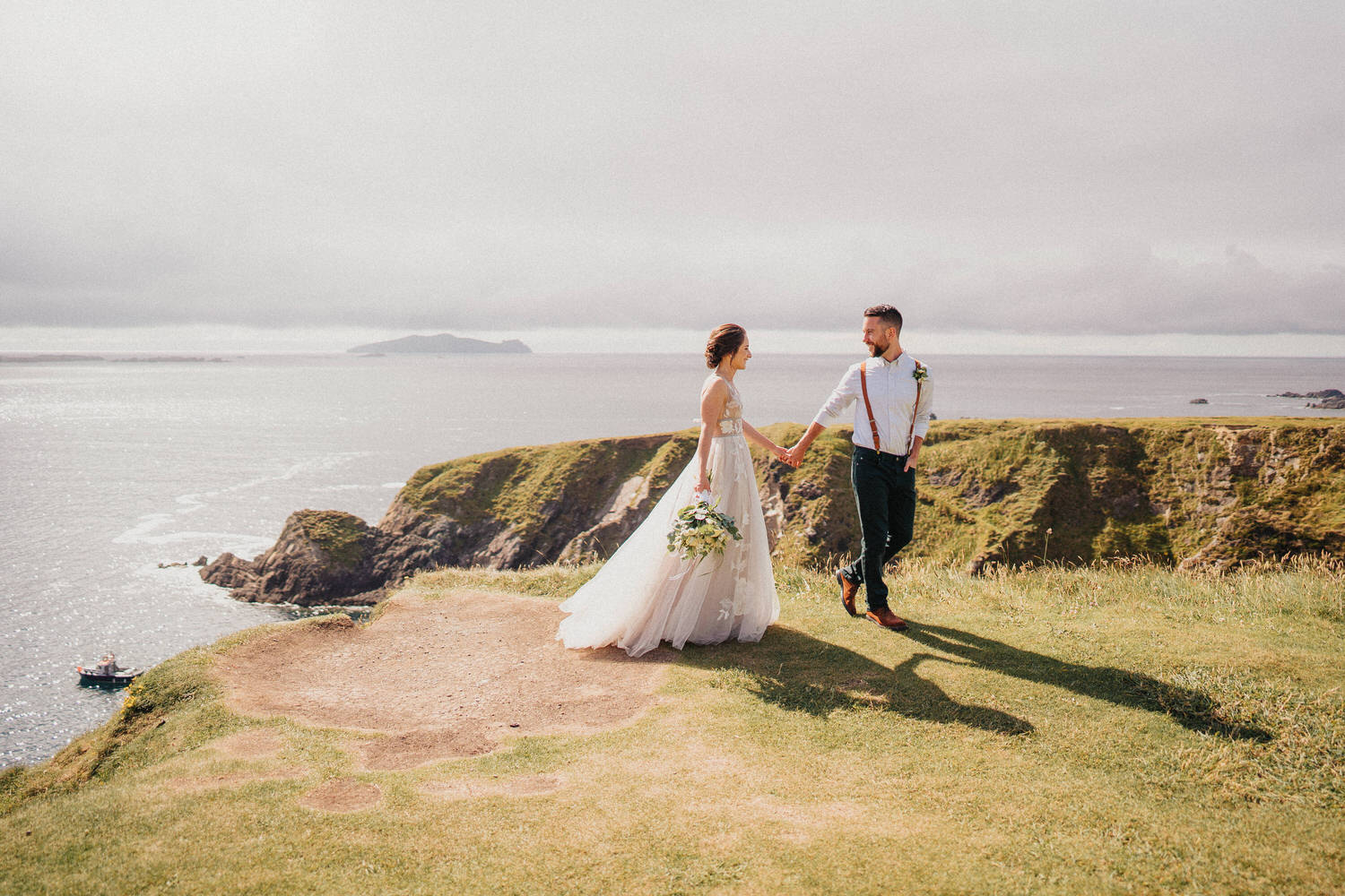 Elope to Ireland - perfect elopement wedding 46