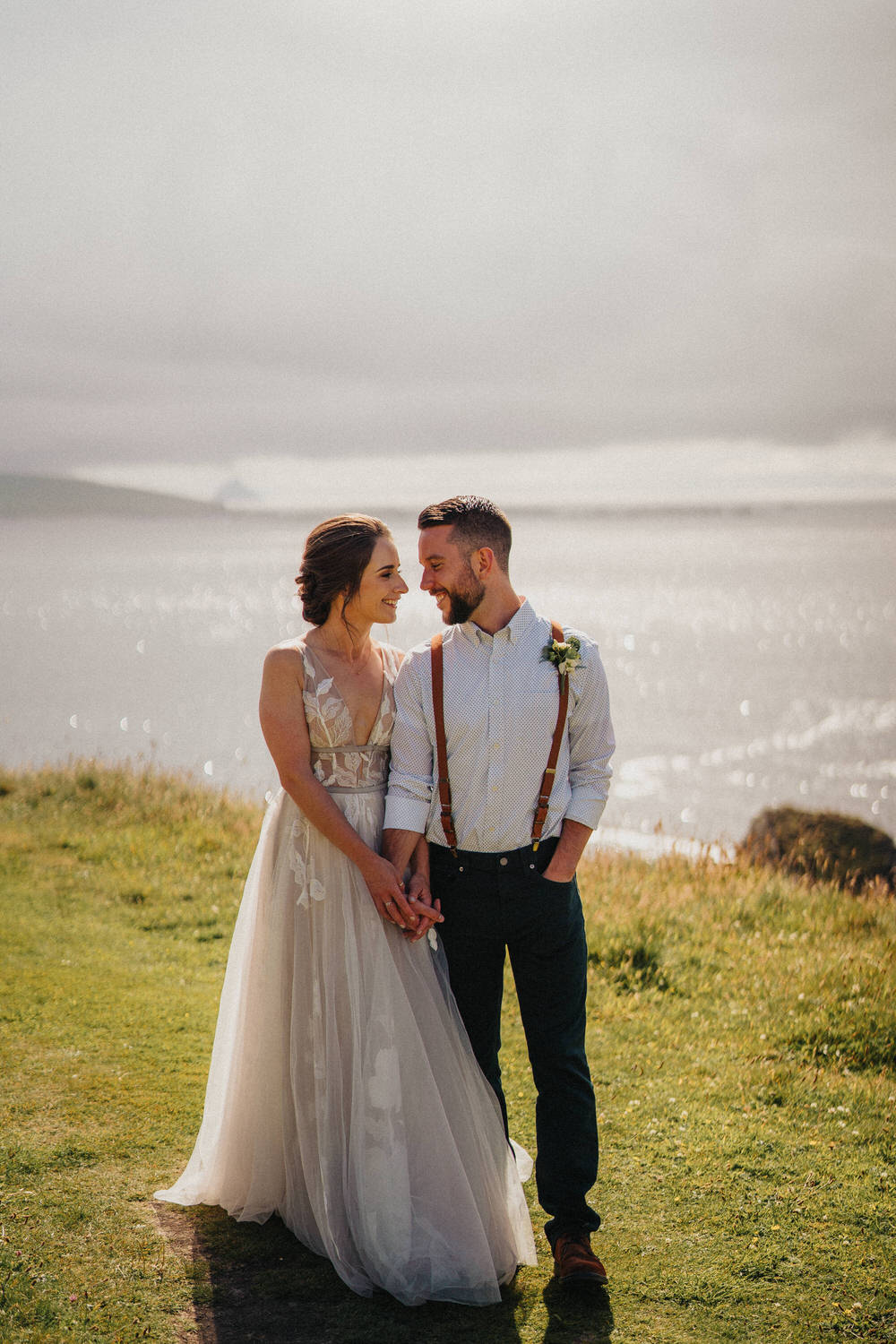 Elope to Ireland - perfect elopement wedding 49