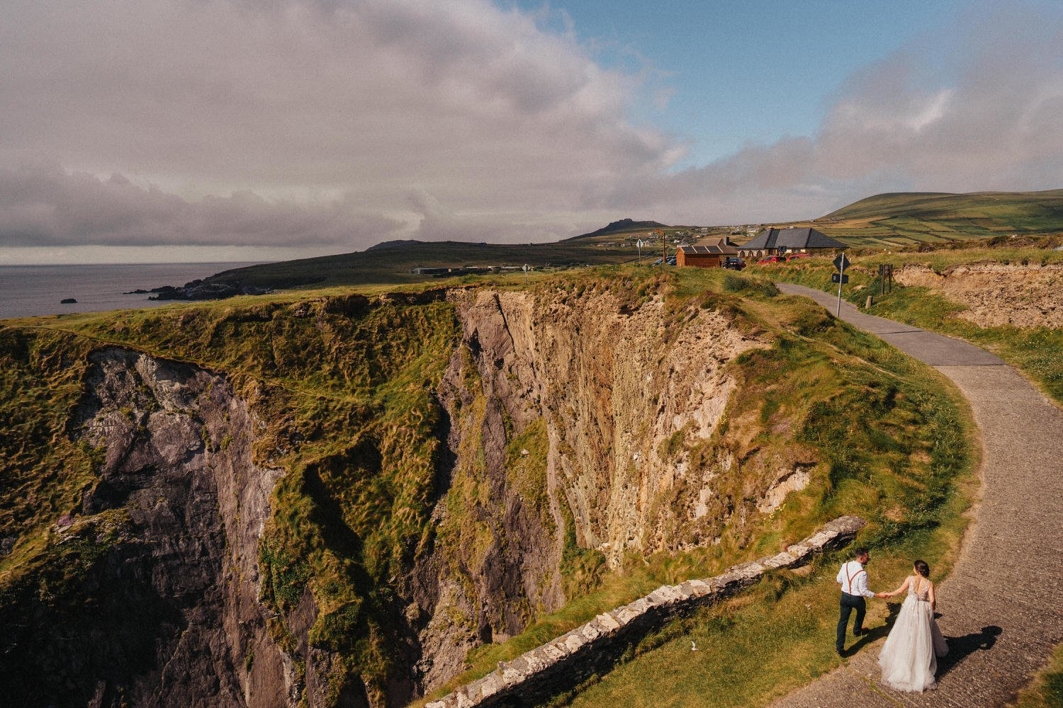 Elope to Ireland - perfect elopement wedding 50