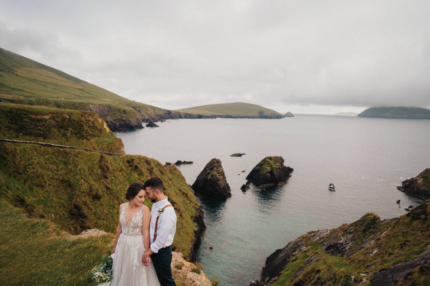 Elope to Ireland - perfect elopement wedding 57