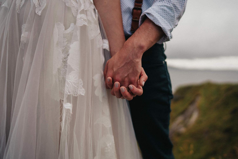 Elope to Ireland - perfect elopement wedding 59