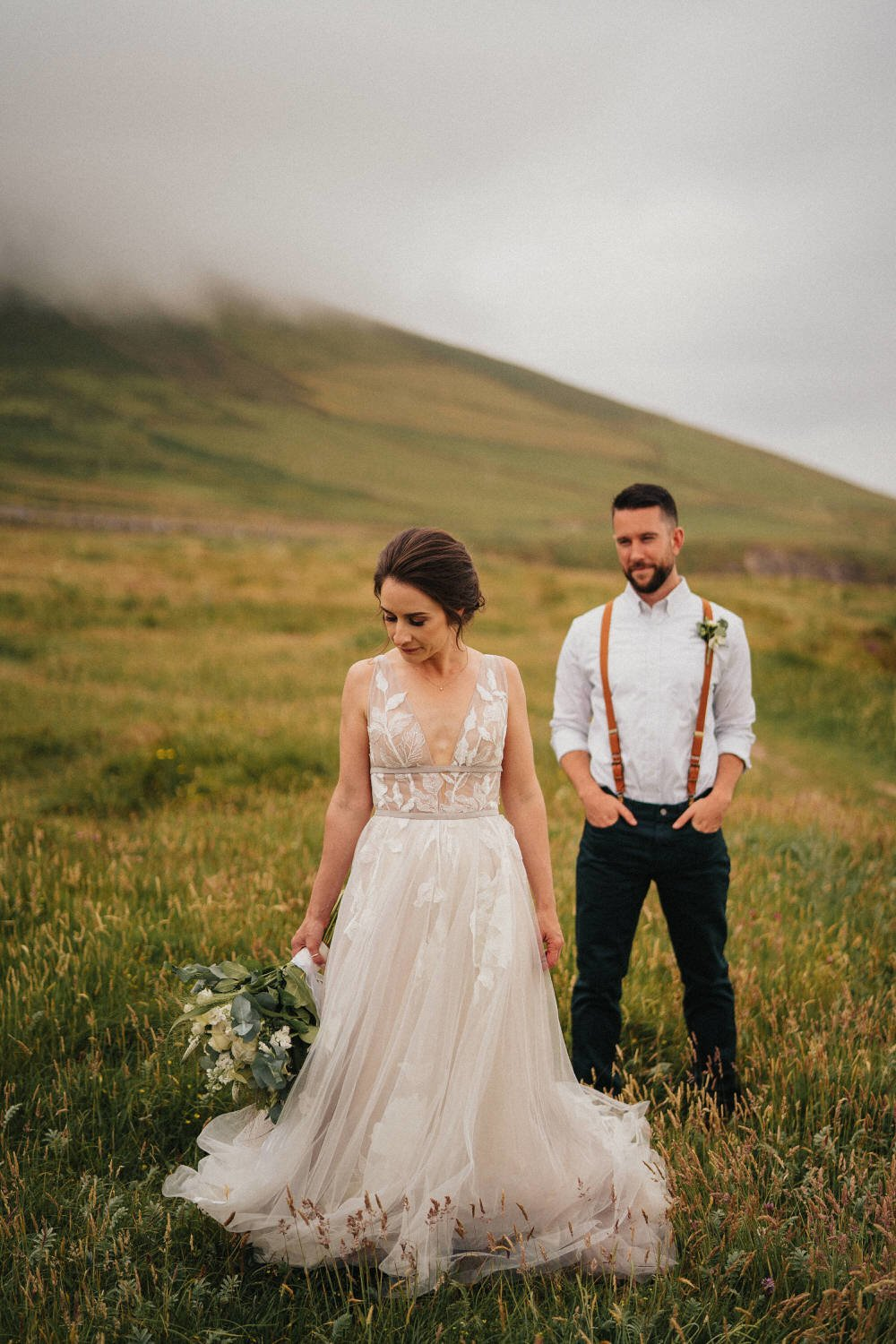 Elope to Ireland - perfect elopement wedding 62