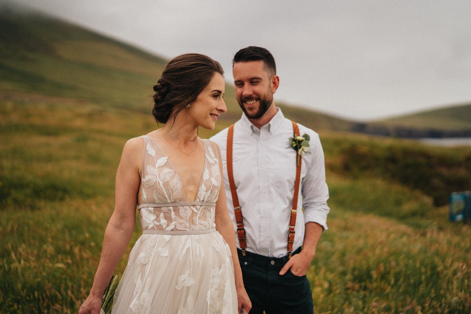 Elope to Ireland - perfect elopement wedding 63
