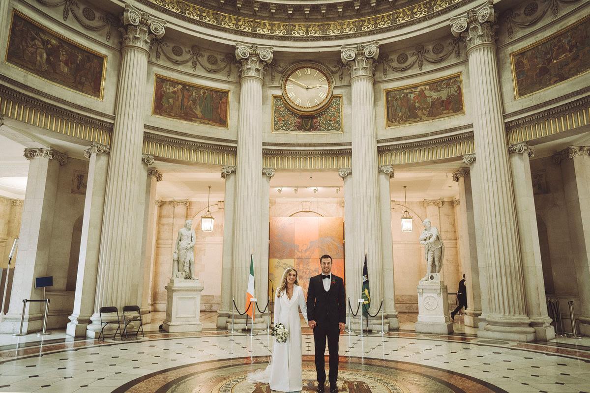 City Hall weddings Dublin 2