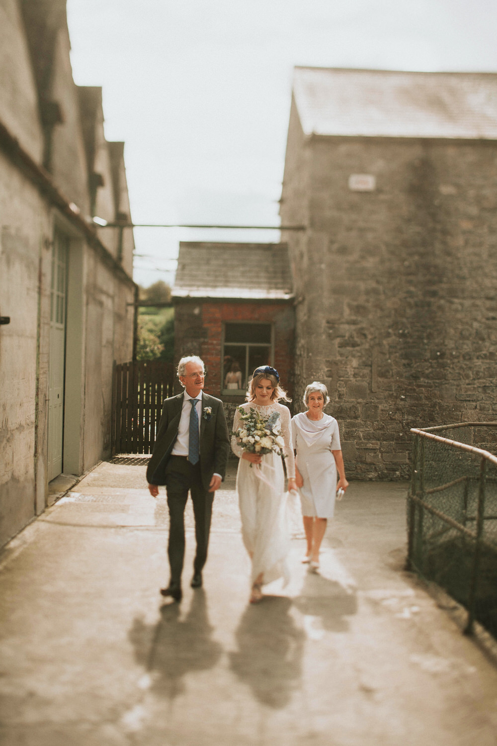 The Millhouse wedding ceremony | C&C - Irish wedding 51