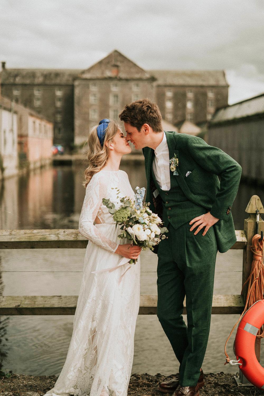 wedding in the millhouse slane