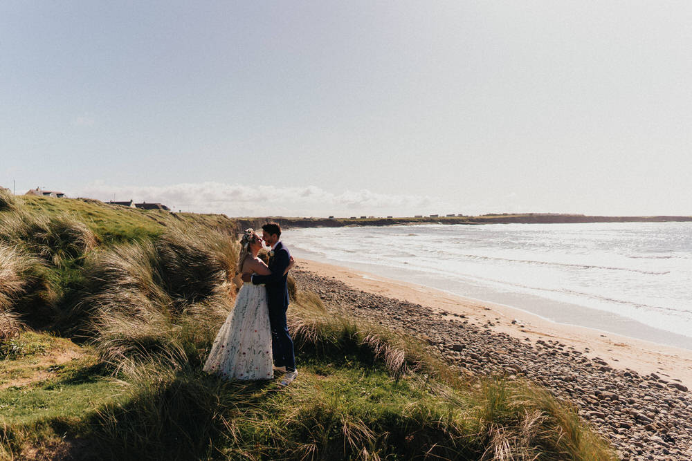 Elopements are cool - Wedding of Caroline & Rush 32