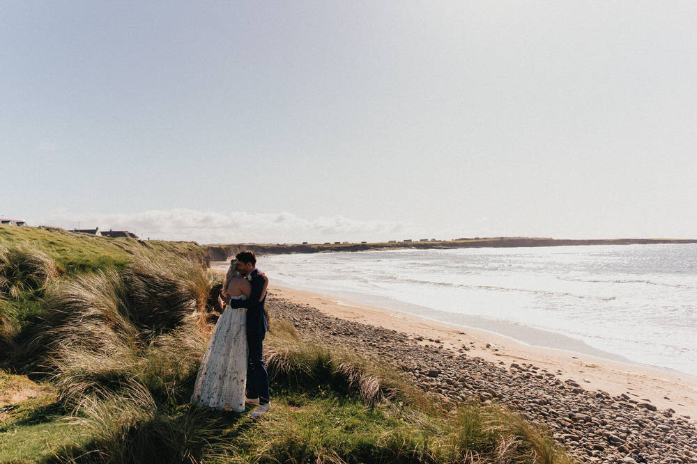 Elopements are cool - Wedding of Caroline & Rush 33