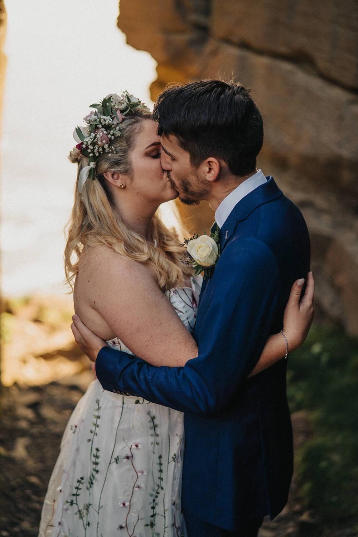 Elopements are cool - Wedding of Caroline & Rush 78