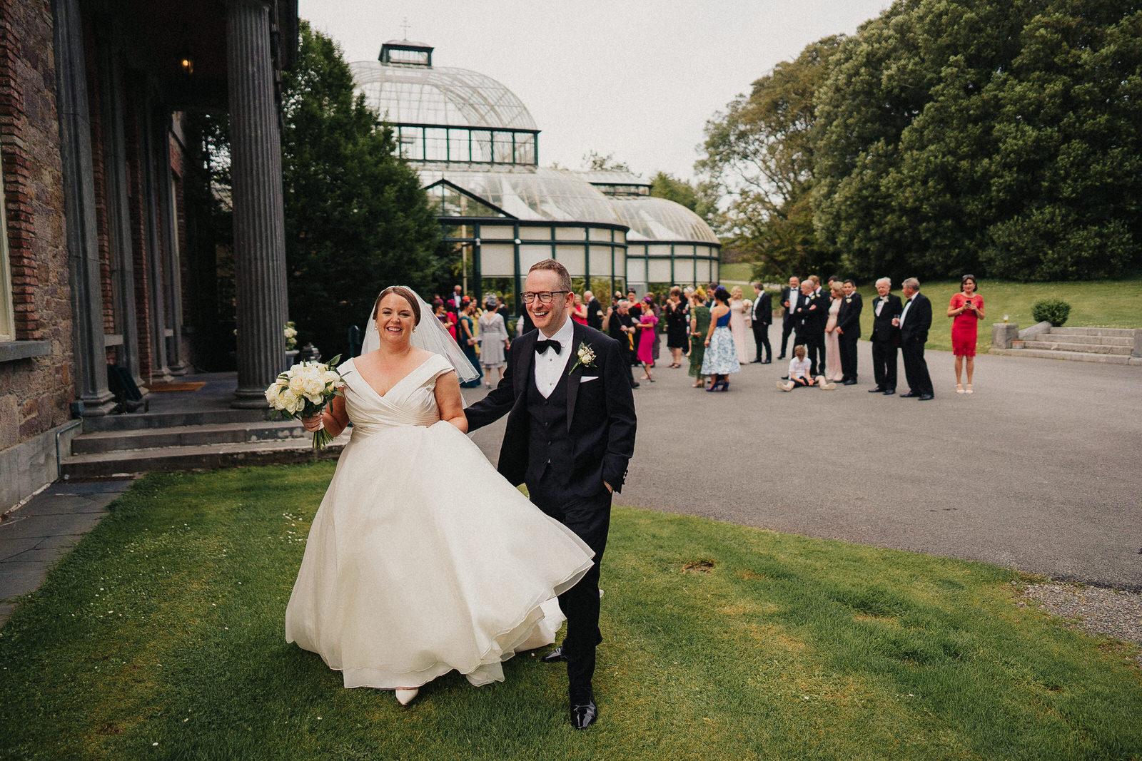 Kilshane House Irish wedding
