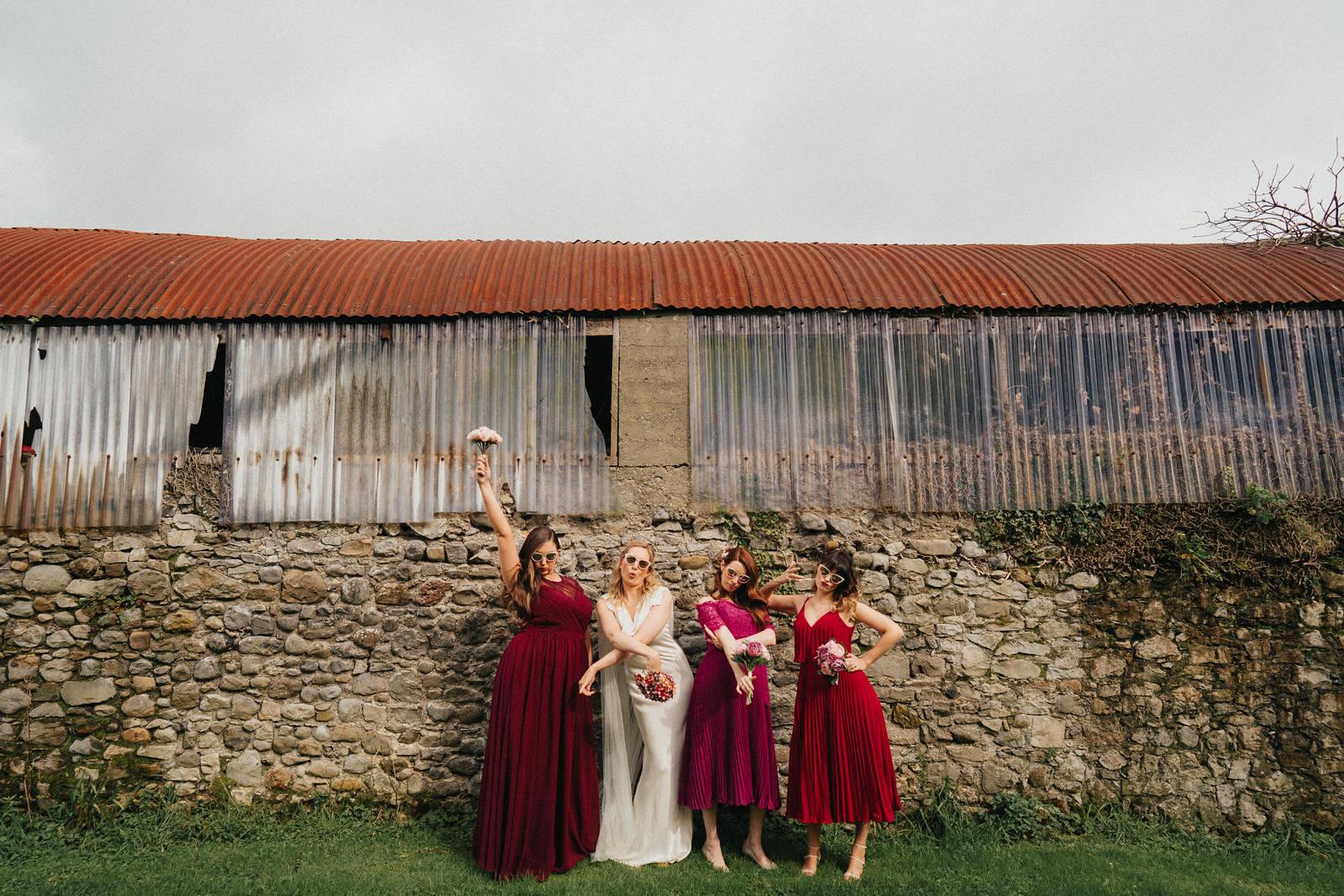 bridesmaids dresses ireland