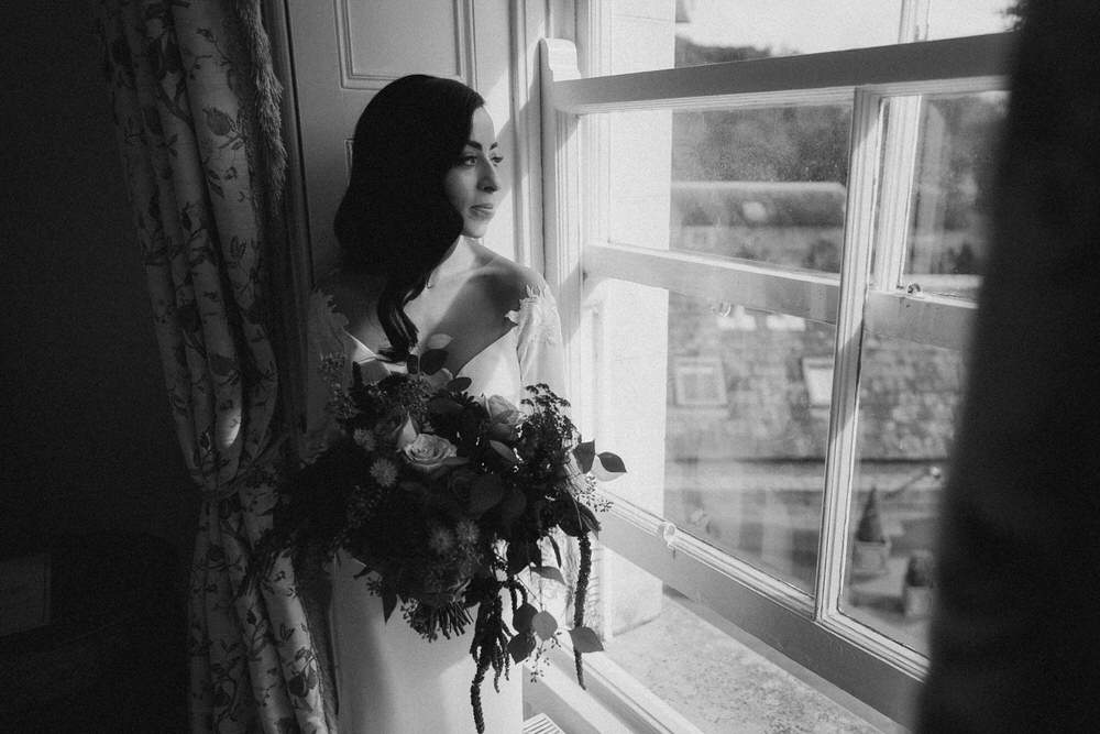Black&White wedding frames - basis of the photography 6