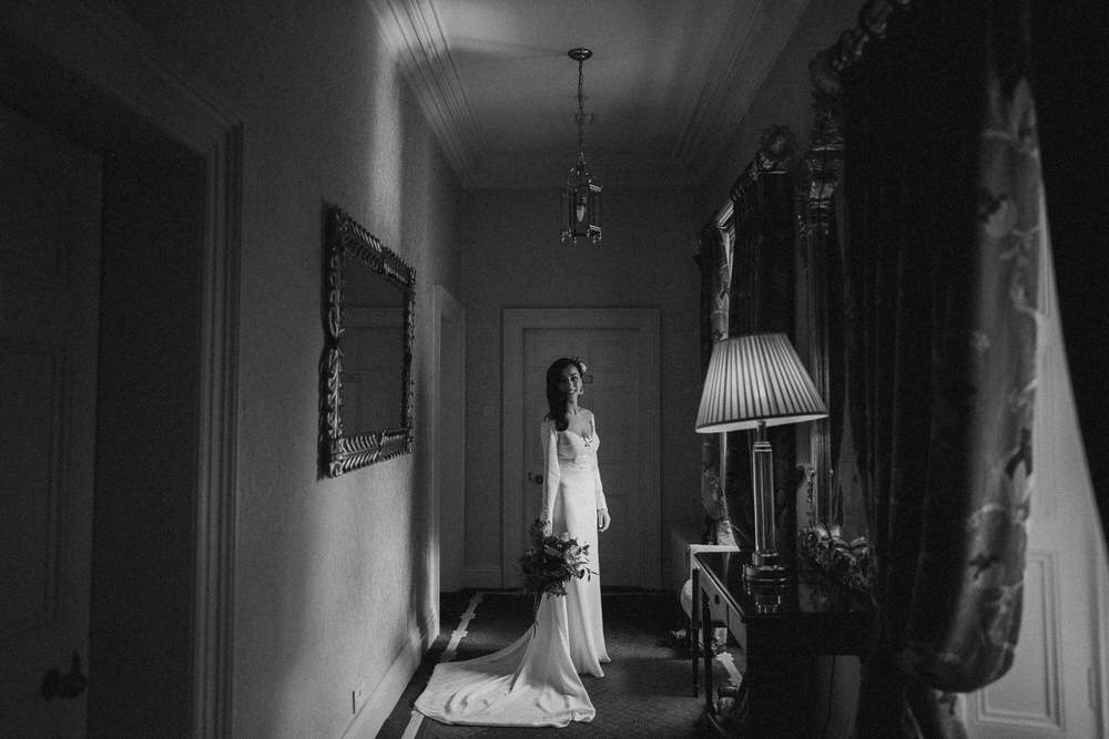 Black&White wedding frames - basis of the photography 15