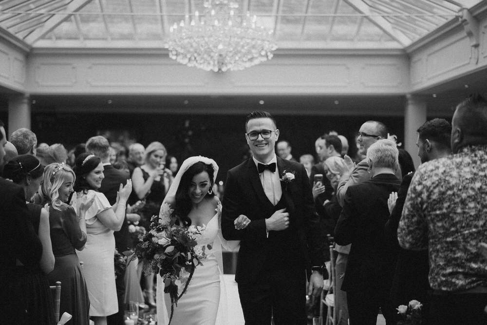 Black&White wedding frames - basis of the photography 22