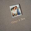 Linen Album 30x20cm - 40 pages 3