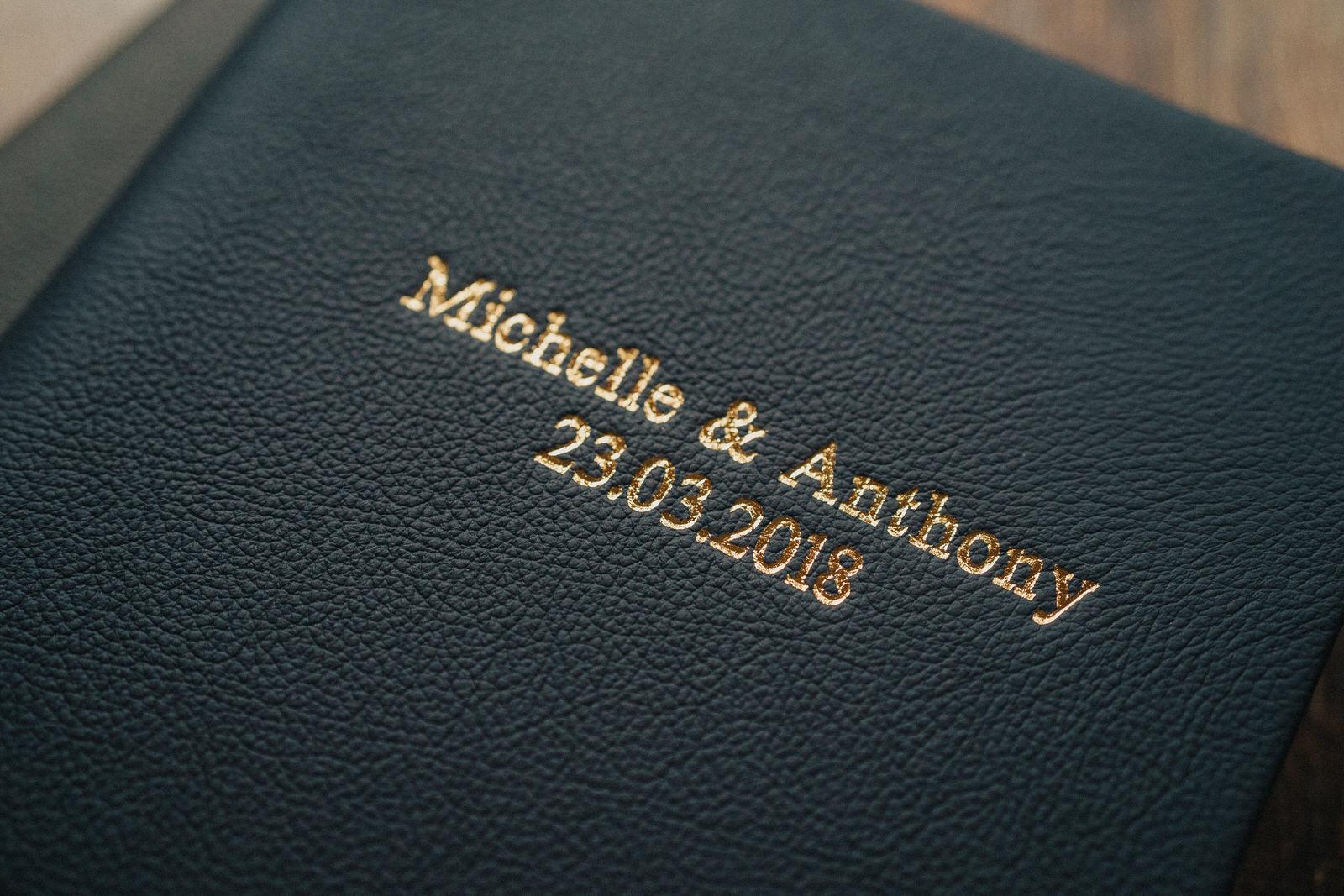 Leather Album 40x30cm - 40 pages 3