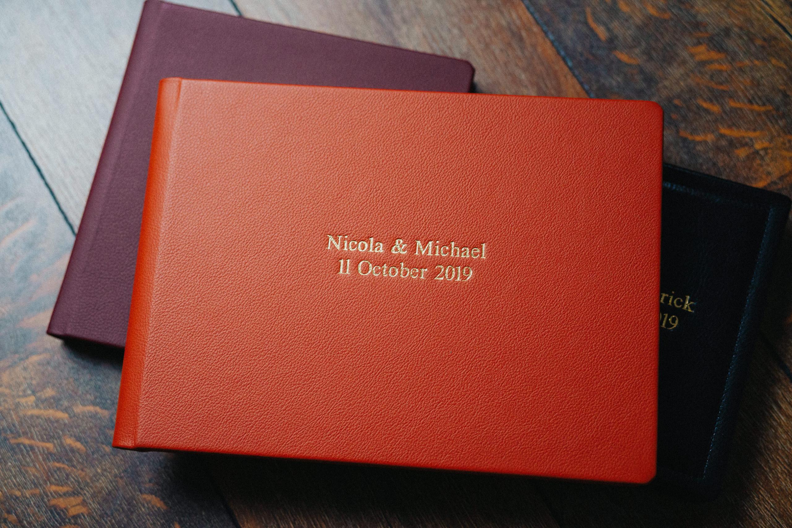 wedding photobooks ireland