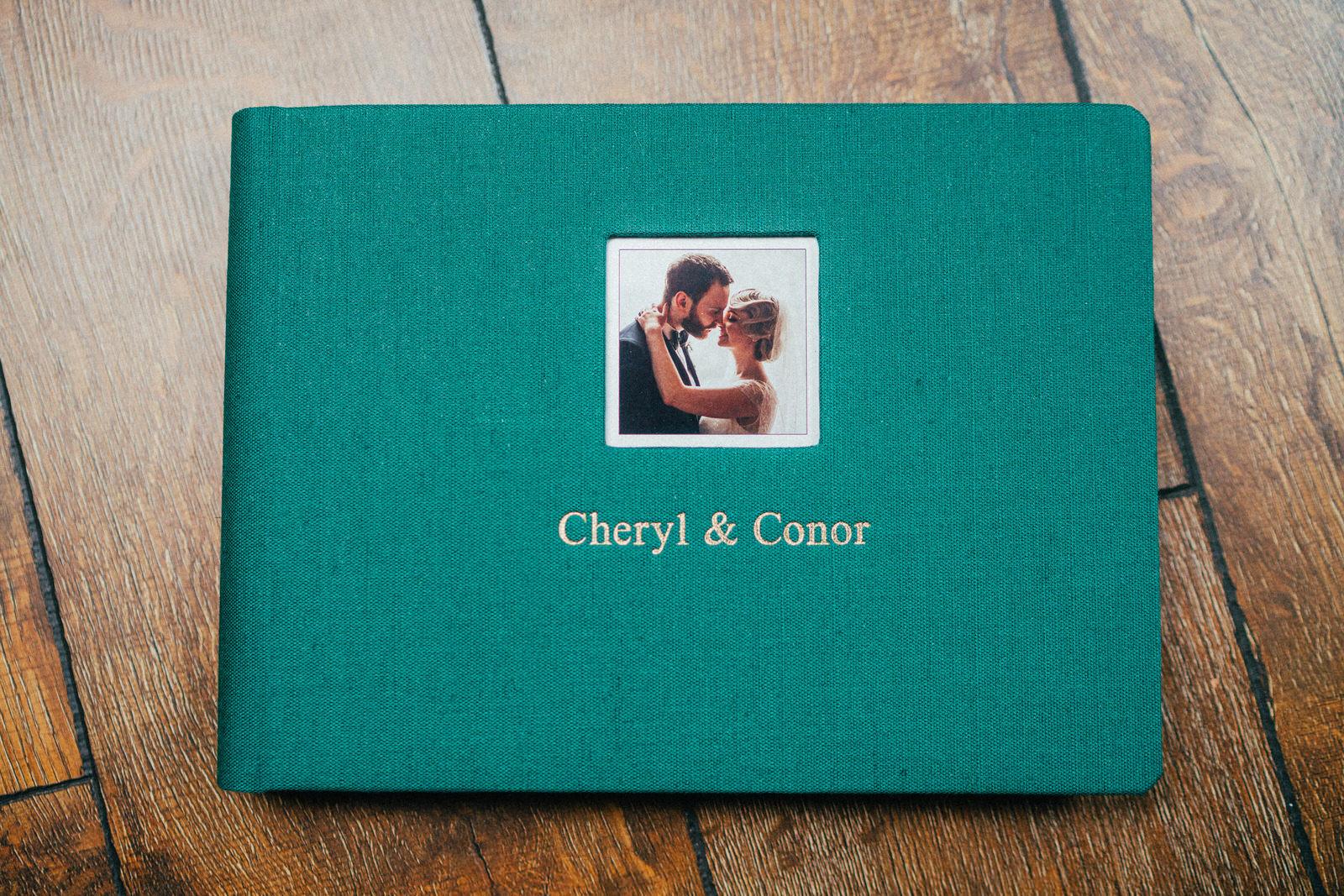 Linen Album 30x20cm - 40 pages 5