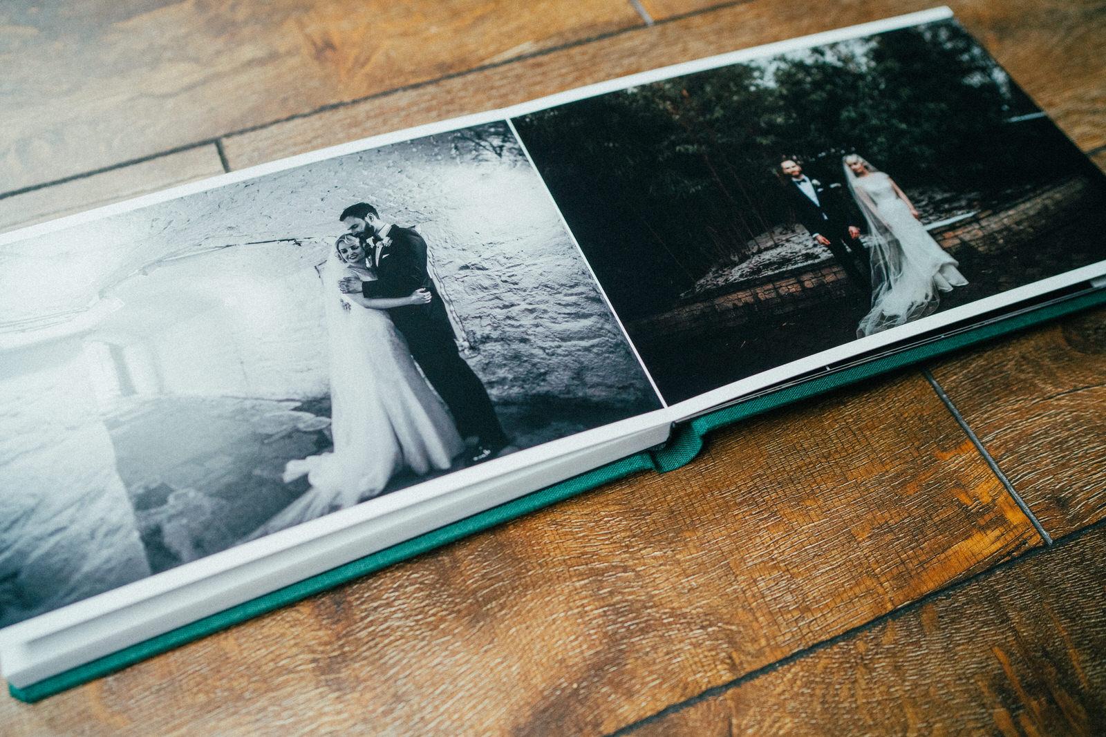 Linen Album 30x20cm - 40 pages 7