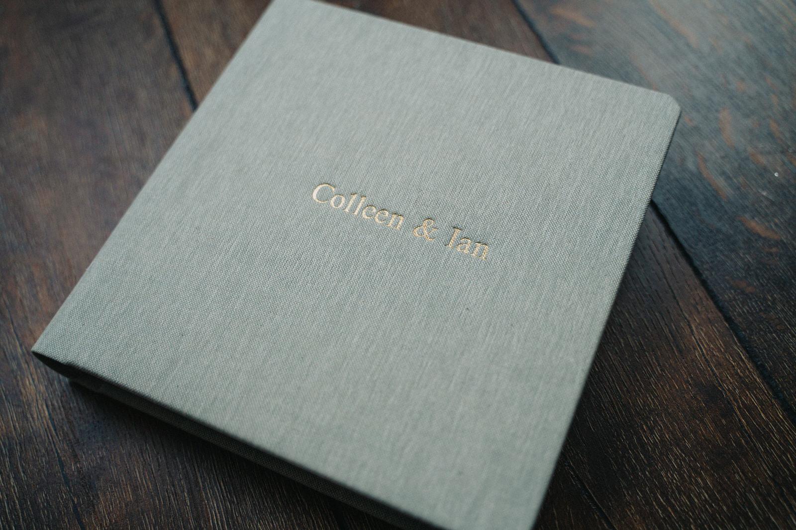 Linen Album 20x20cm - 40 pages 1